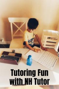 Tutoring Fun with NH Tutor