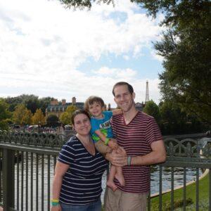 Family Fun at Epcot at the Walt Disney World Resort