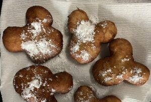 Cooked Beignets